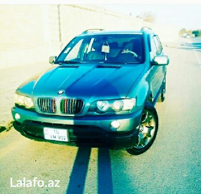 BMW X5 2003. Photo 1
