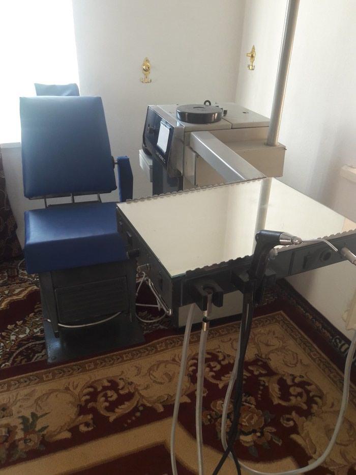 Стомотологический кресло иоборудование. Photo 1