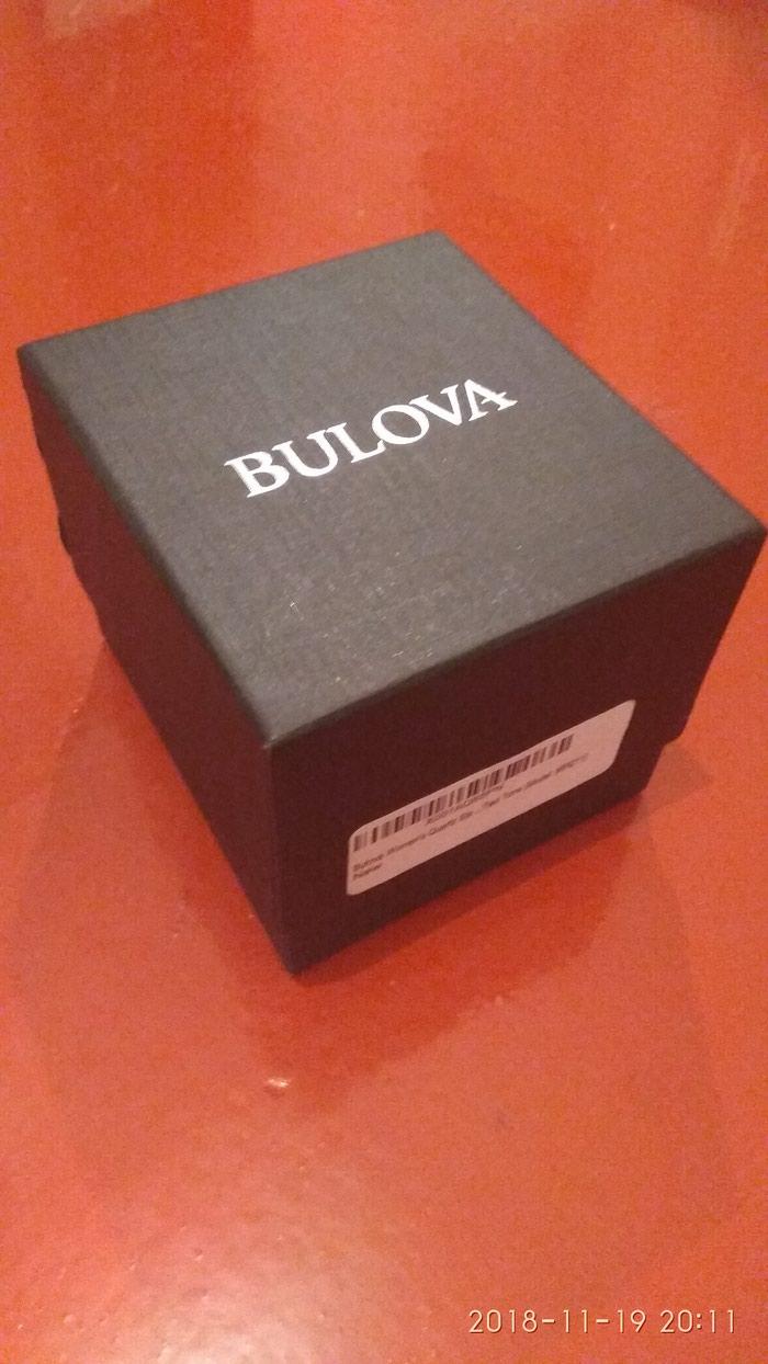 Часы Bulova наручные, женские, diamond. Photo 1