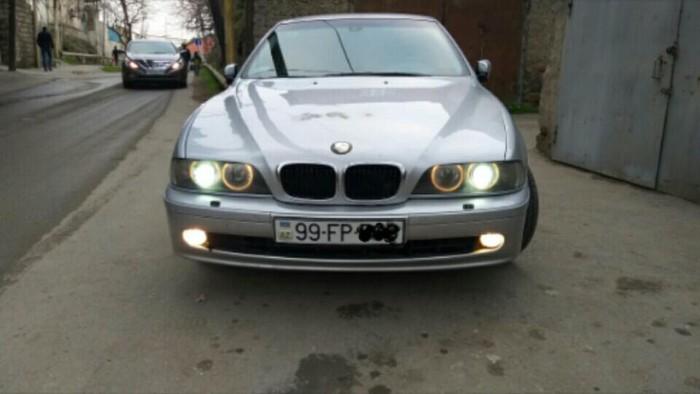 BMW 520 2001. Photo 4