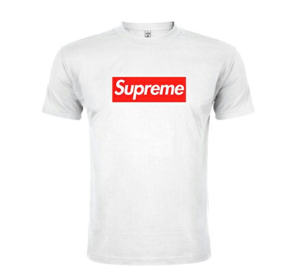 Supreme Realisticna Kopija Majica (premium)