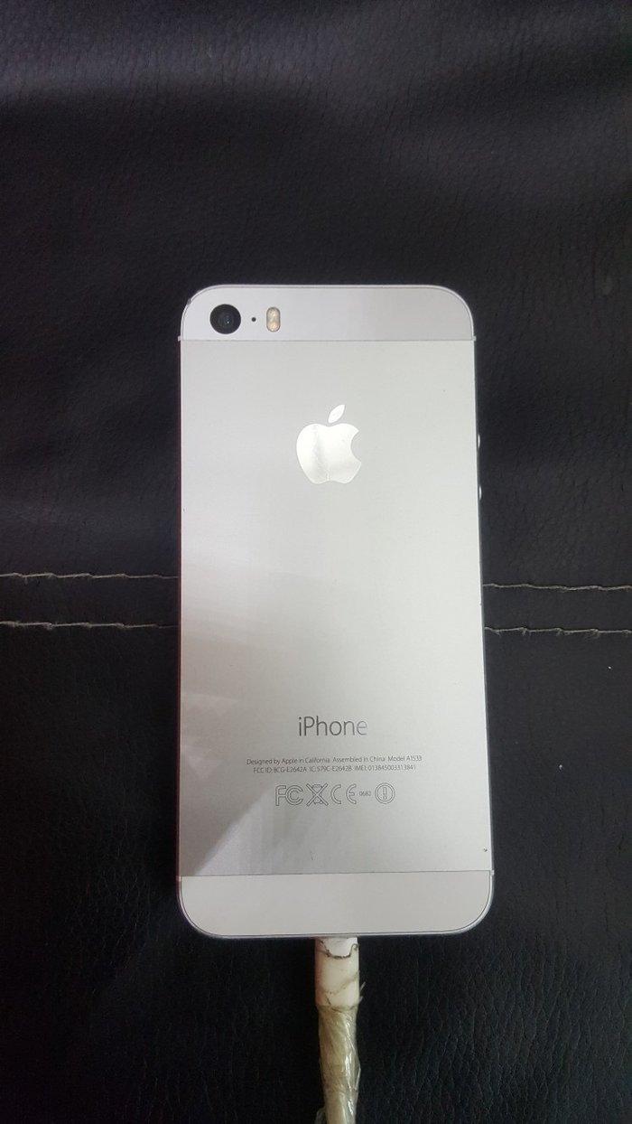 продаю айфон 5 s!!! все идеально!! все работает!! 16 гиг!! 8000сом!! в Бишкек