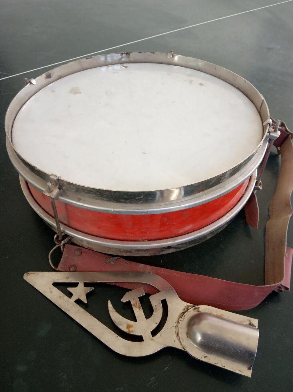 Продаю пионерский барабан.СССР