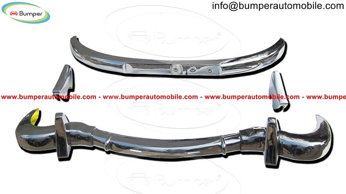 Mercedes 300SL years (1957-1963) bumpers stainless steel in Amargadhi