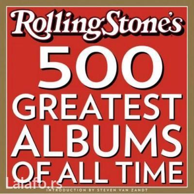 Ultimativna kolekcija u izdanju rolling stone magazine koja pokriva - Vrsac