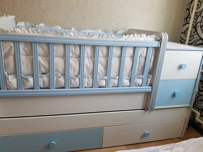 Срочно!Продаю Кровать - Колыбель- трансформер. Photo 0
