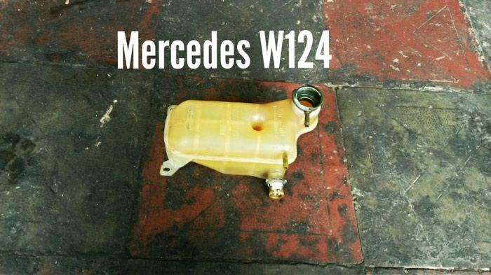 Mercedes W124 Antifriz Baçoku. Photo 0