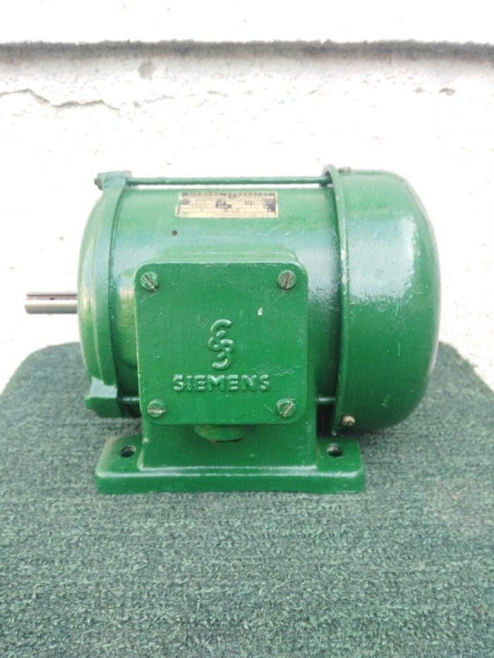 Elektromotor Siemens 0