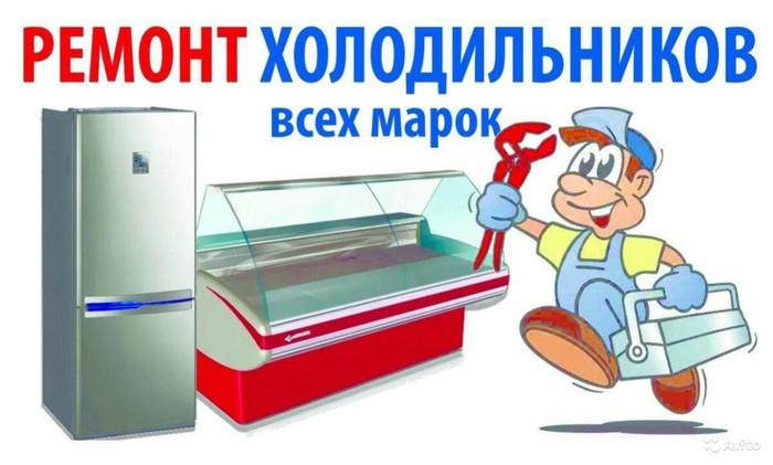 Ремонт холодильников на дому.гарантия.качество.. Photo 1