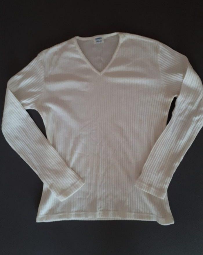 Decathlon bluzica bela L vel. nikad nosena. Jako kvalitetna - Jagodina