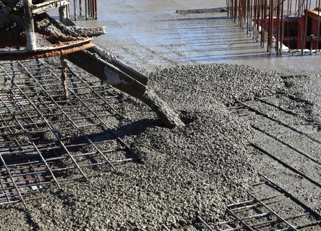 Отсев для бетона. Зил 8 тонн
