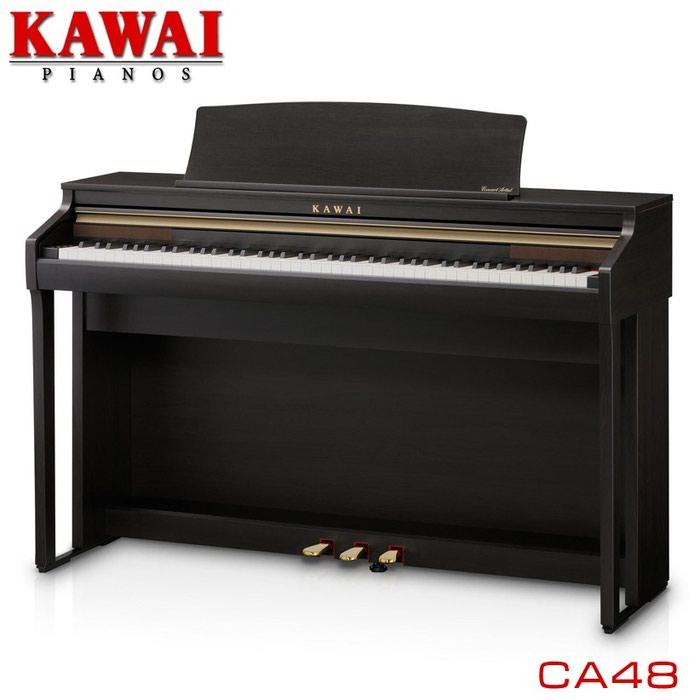 Пианино цифровое kawai CA48