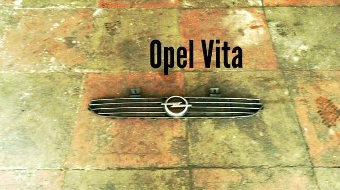 Opel Vita Obirsovkası. Photo 0