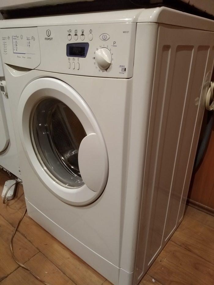 Avtomatik Washing Machine Indesit 6 kg.. Photo 1