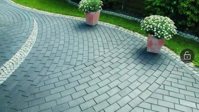 Прессований тротуарный плитка. Photo 6