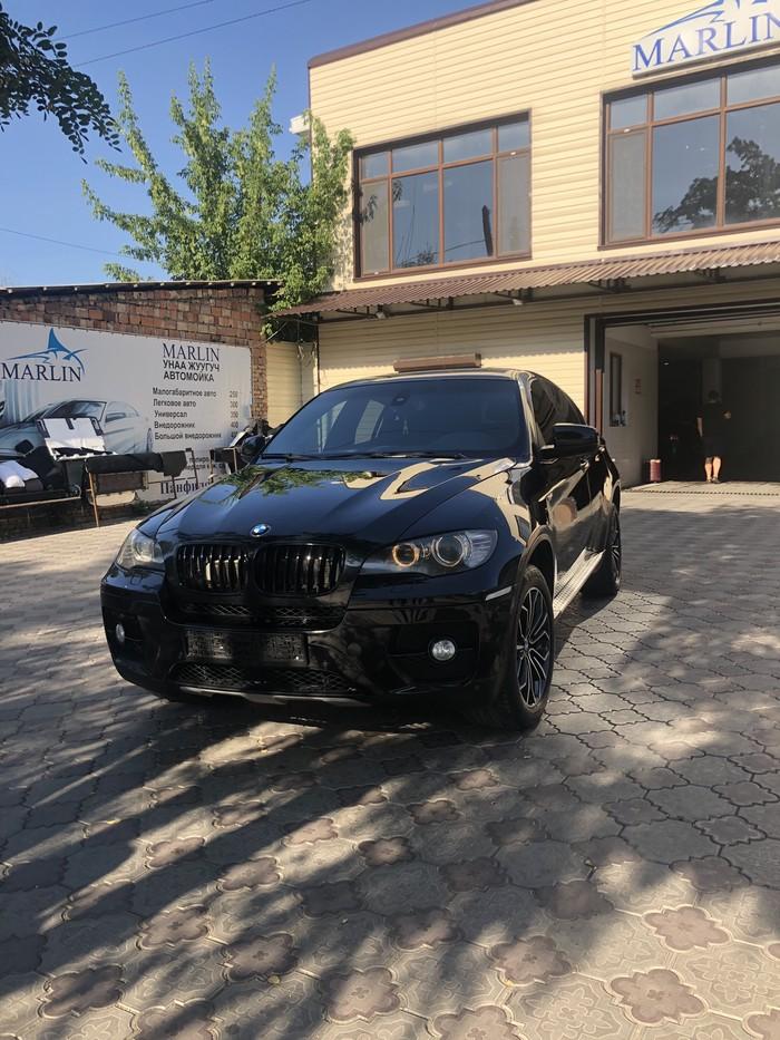 BMW X6 2009. Photo 0