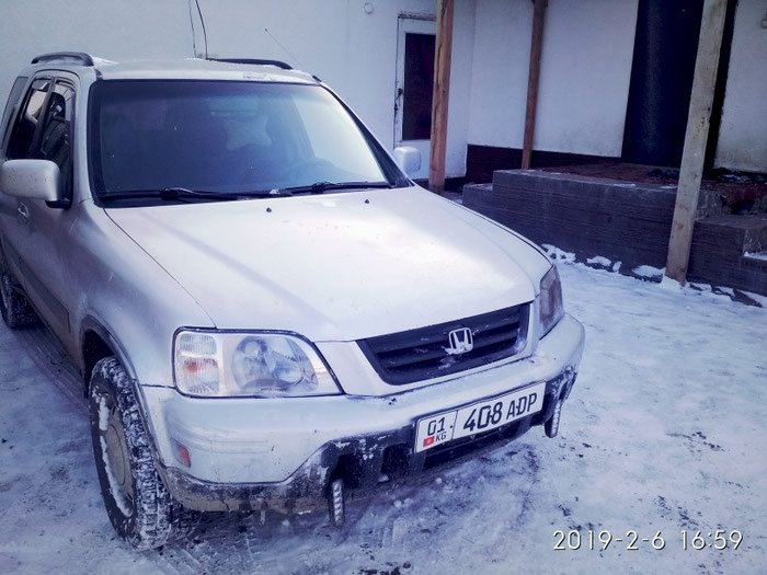 Honda. Photo 0