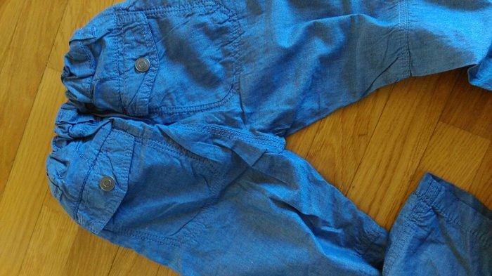 Pantalone,mogu se nositi i kao bermude,h&m. - Beograd