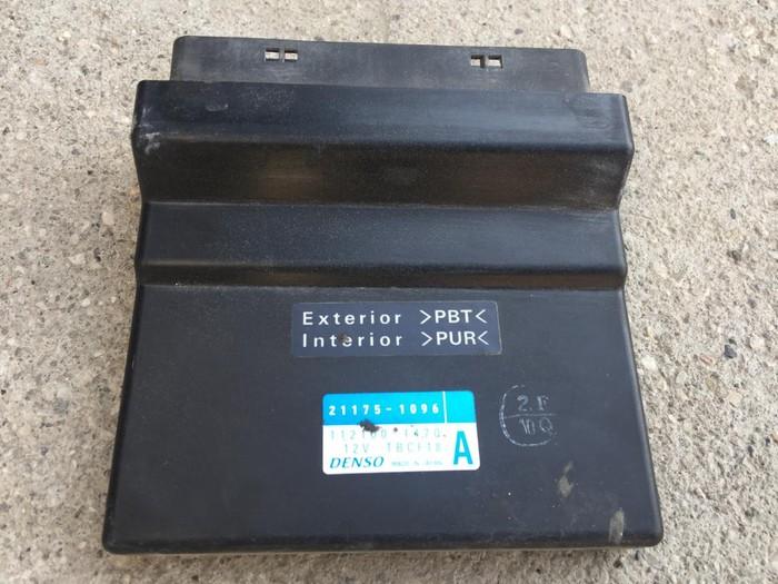 Ηλεκτρονικές/Εγκέφαλος/PC Kawasaki ninja 636R /2004