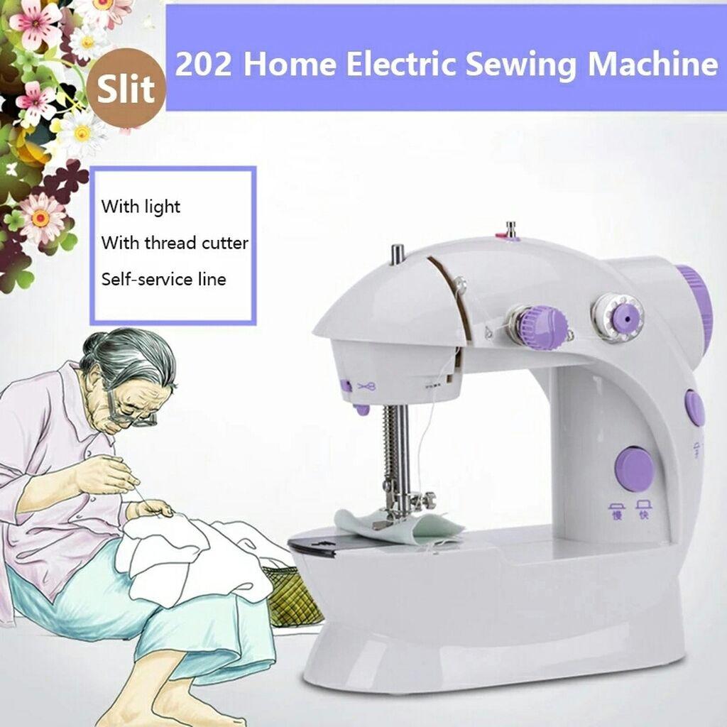 Швейные машины: Швейные машины