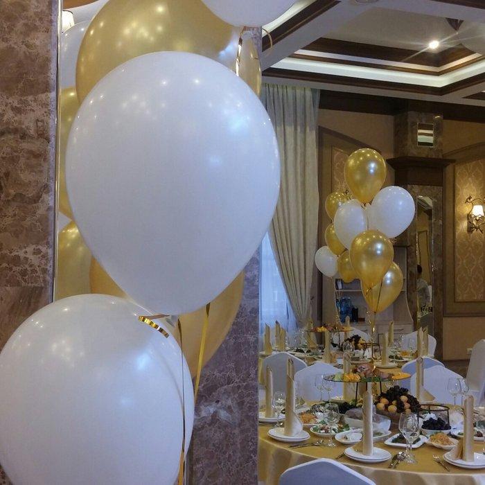 Свадебные оформления шарами!!!!. Photo 6