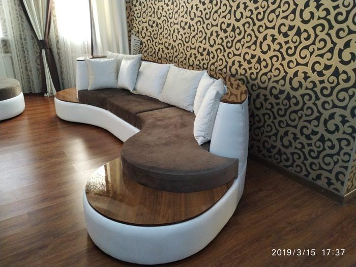 Срочно новый шикарный диван размер 3,5м на 90см в Бишкек