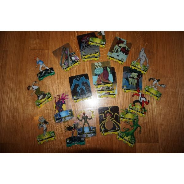 Ben ten καρτες πλαστικες . Photo 0