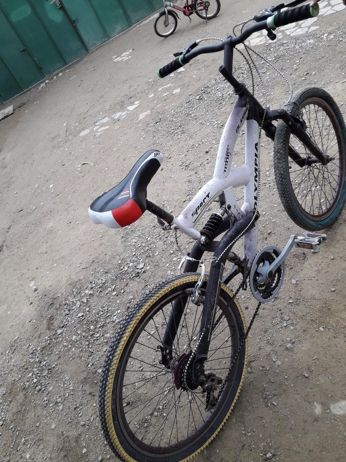 24 luk skorsnoy velosiped ideal veziyyetdedirhec bir xerc teleb etmir. Photo 0