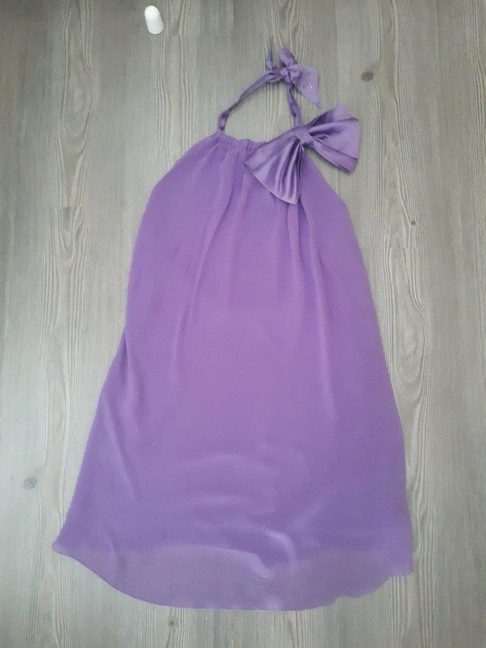 Φορεμα εξωπλατο μουσελινα με βαμβακερο εσωτερικο υφασμα για να μην δια σε Αθήνα