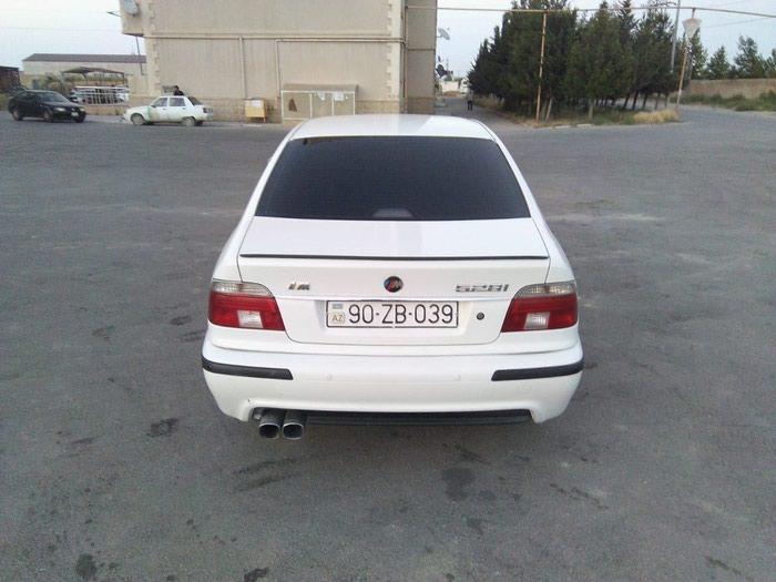 BMW 525 1996. Photo 4