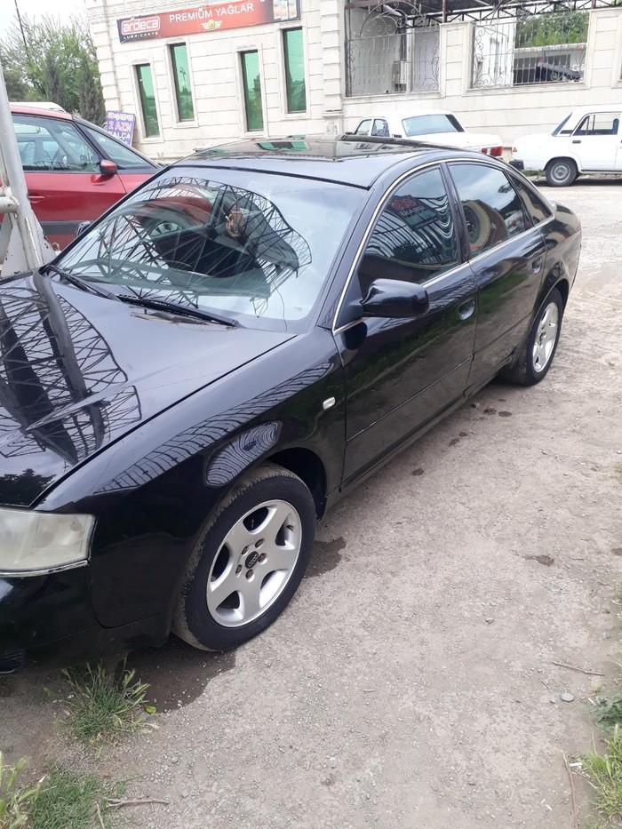 Audi A6 1999. Photo 3