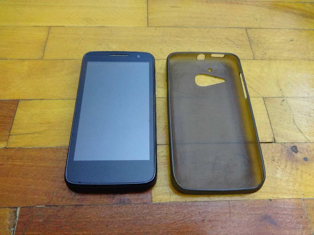 Alcatel One Touch 5020x, One Touch M'Pop