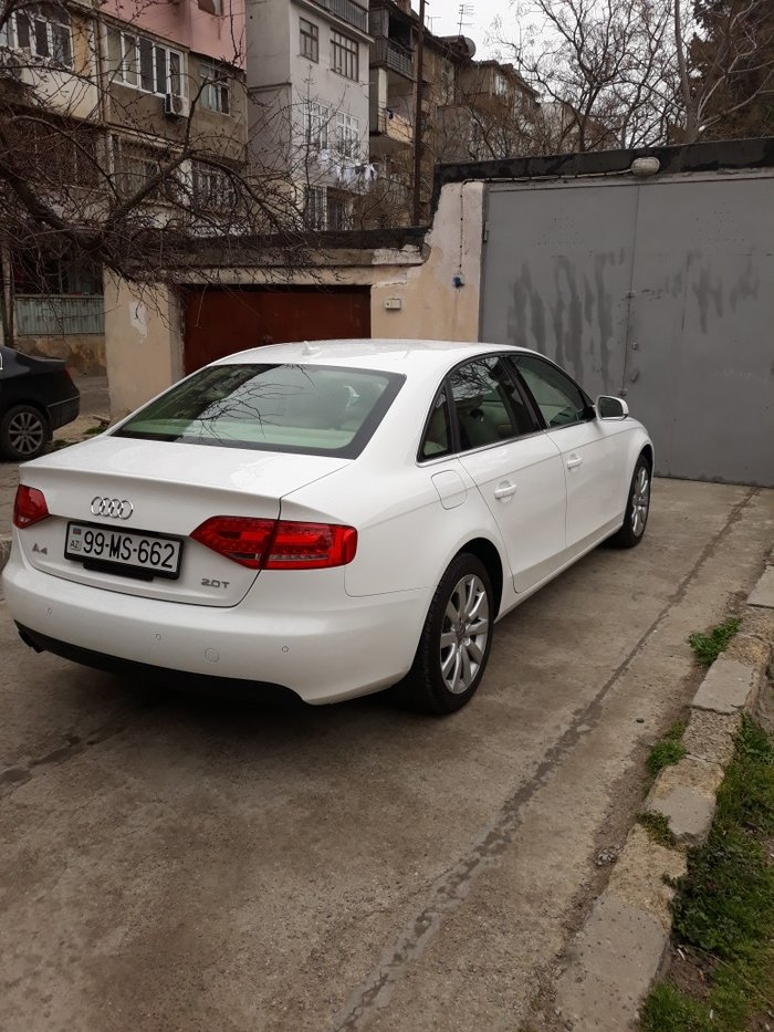 Audi A4 2009. Photo 1