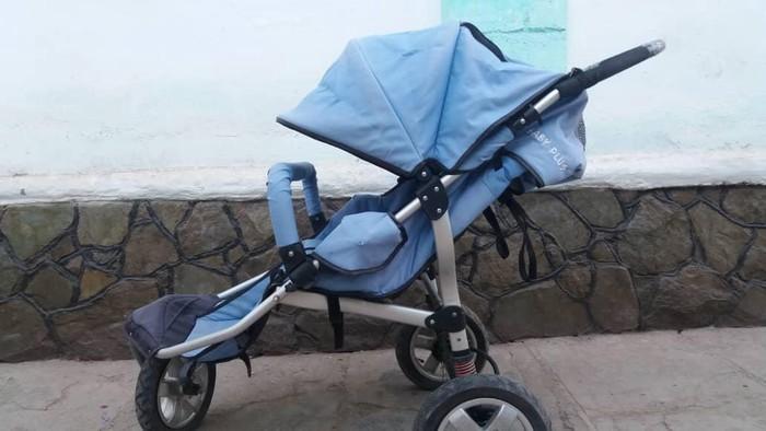 Продаю коляску для двойняшек, состояние отличное. покупала за 15000с . Photo 3