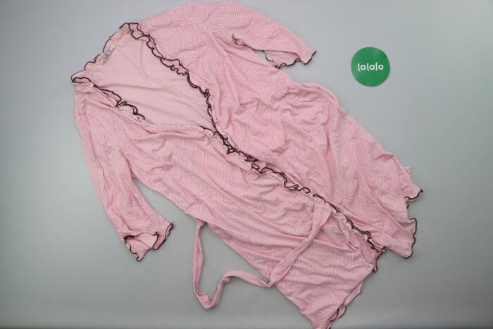 Жіночий халат у горох Nautic р. S    Довжина: 83 см Ширина плечей: 34: Жіночий халат у горох Nautic р. S    Довжина: 83 см Ширина плечей: 34