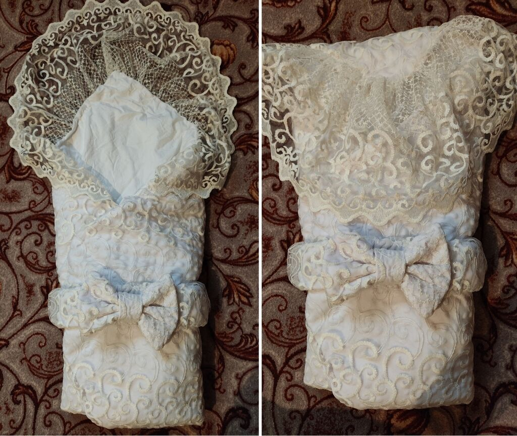 Конверт-одеяло для выписки  Пользовались только 1раз почти как новое: Конверт-одеяло для выписки  Пользовались только 1раз почти как новое