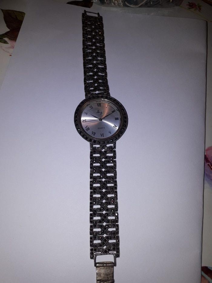 5d42a82d Часы серебро 925 пробы отдам за 6000 сомов за 6000 KGS в Кант ...