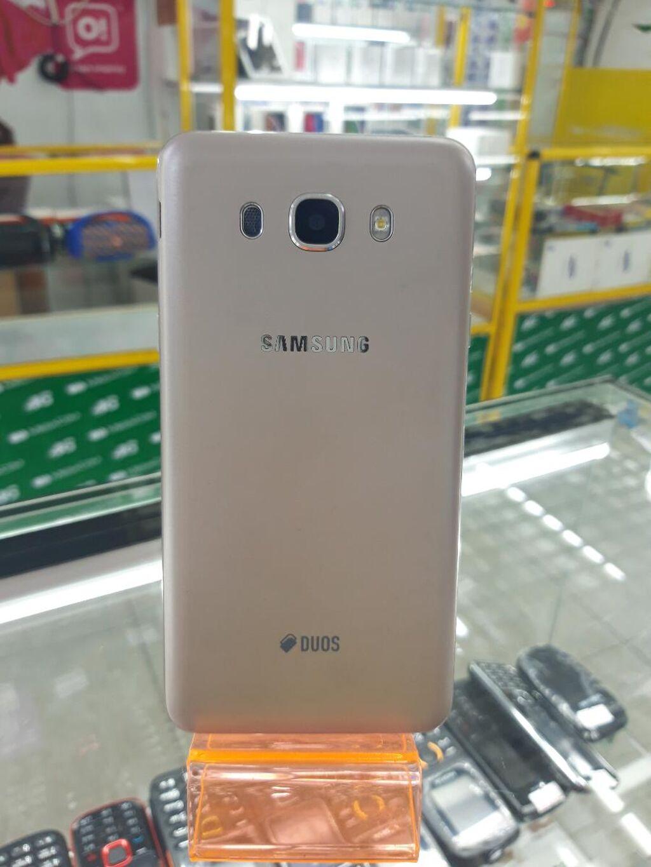 Б/у Samsung Galaxy J7 2016 16 ГБ Золотой