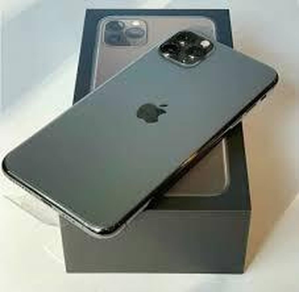 New IPhone 11 Pro Black: New IPhone 11 Pro Black