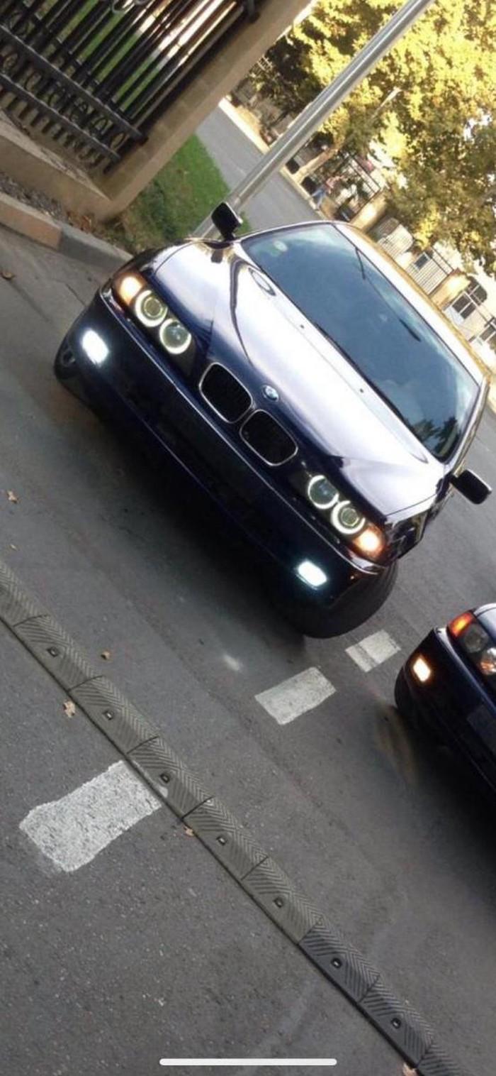 BMW 528 1996. Photo 0