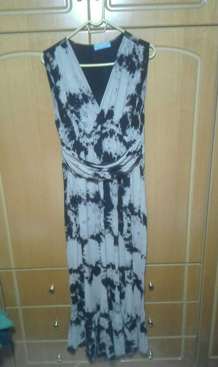 Φόρεμα ελαστικό μαξι medium large. Photo 0
