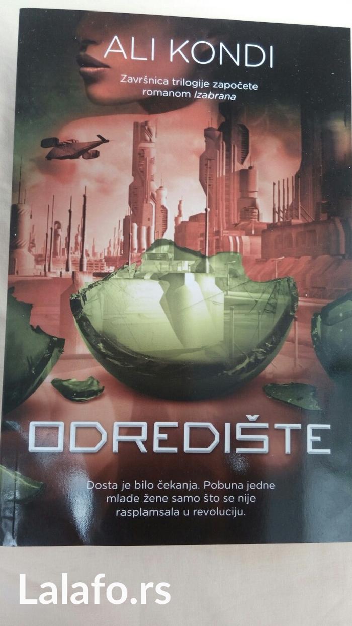 Odredište, ali kondi - Beograd