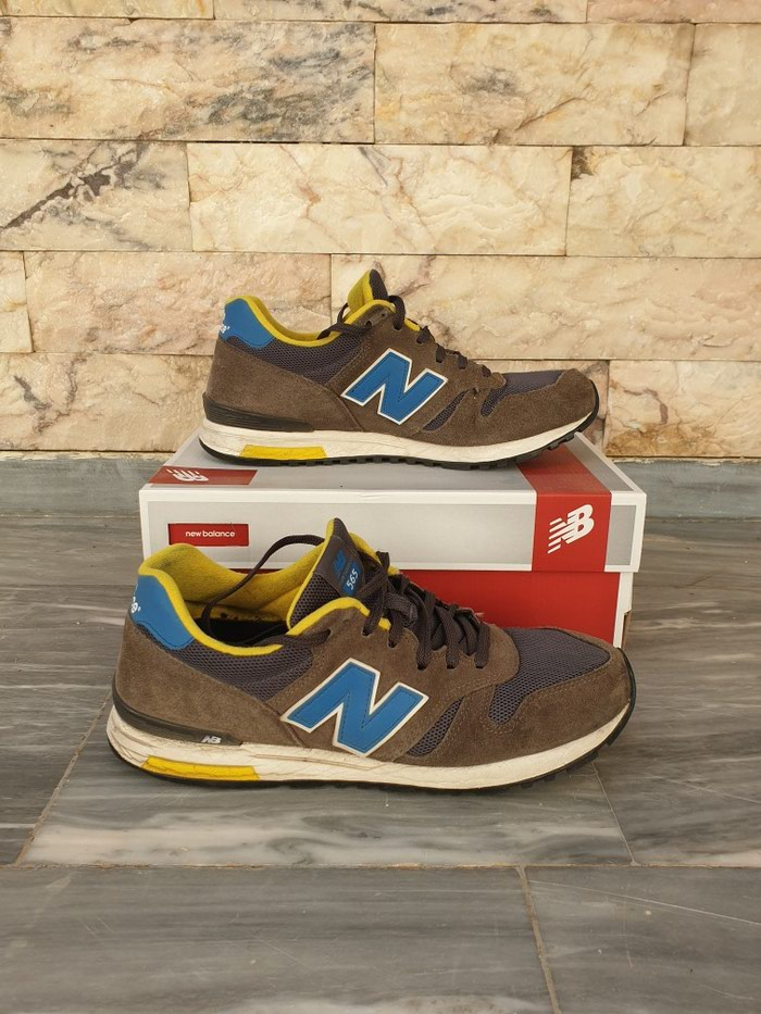 Άλλα - Αθήνα: Παπούτσια New Balanace μοντέλο ML565SNR σε πολύ καλή κατάσταση