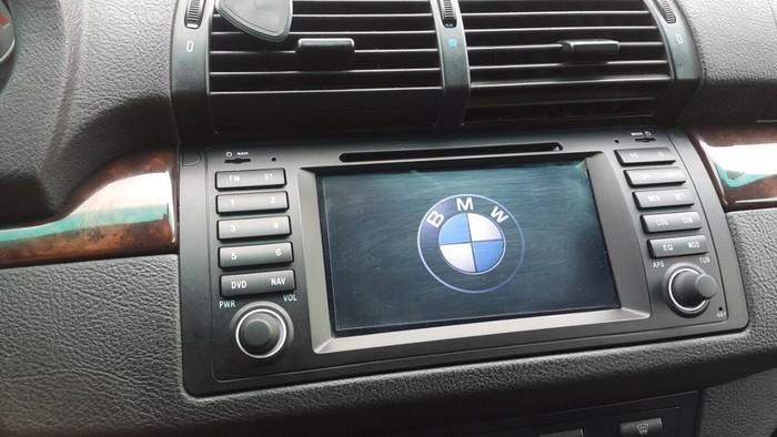 BMW X5 2006. Photo 6