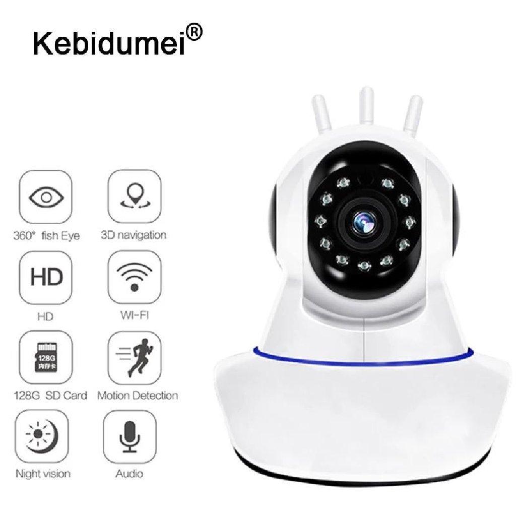 Ip kamera Kebidumei 1080P HD камера ночного видения WIFI домашняя: Ip kamera Kebidumei 1080P HD камера ночного видения WIFI домашняя