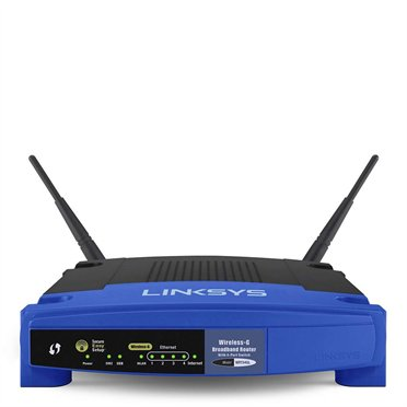 Router LINKSYS - CISCO Model: WRT54GL Yaxshi veziyyetdedir son в Баку