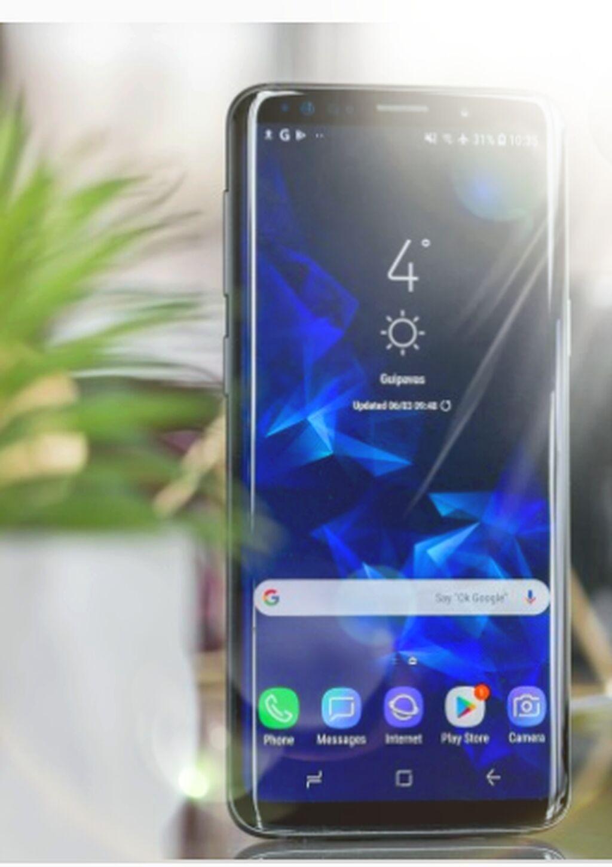 Samsung Galaxy S9 64 GB qara