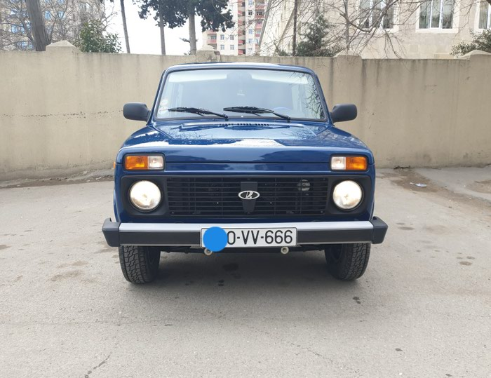 VAZ (LADA) 4x4 Niva 2015. Photo 0