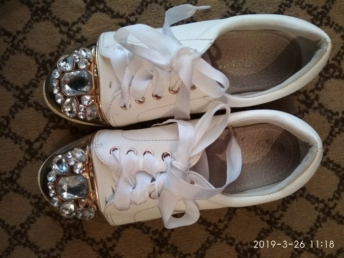 Туфли- кросовки. Photo 0