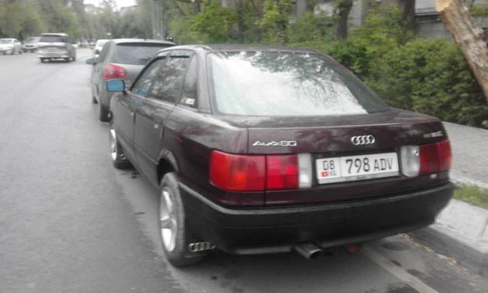 Audi 1992. Photo 2